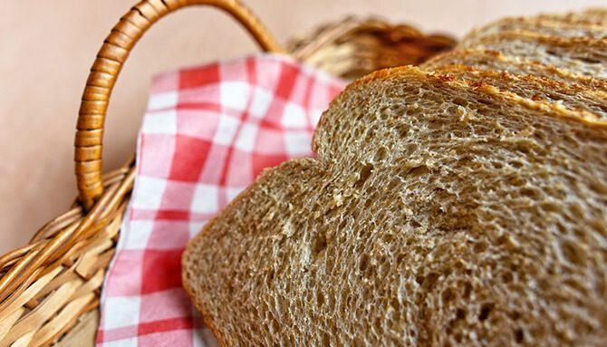 Recept na nízkosacharidový, bezlepkový chléb