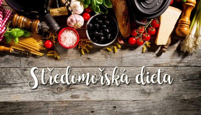 Středomořská dieta – model zdravého stravování