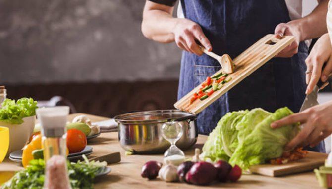 3 rychlé recepty při DASH dietě