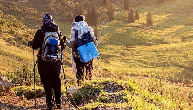 Zdravotní benefity turistiky